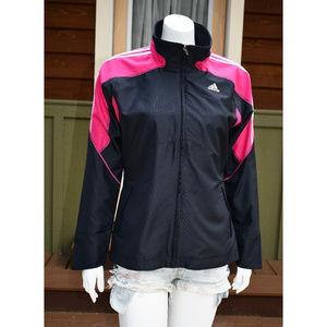 Adidas Light Weight Full Zip Jacket Black Size M